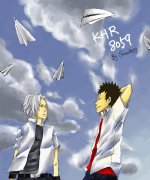 KHR: [8059] Paper Airplanes
