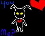 You ♥ me?
