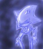 Metal sonic scribble