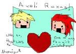 Axel && Roxas!!!
