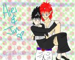 Hiei and Jin