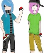 We became Pokémon Trainers.