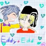 Eddy+Edd fanart.