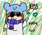 JESSica says HAY. :]