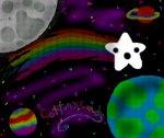 Rainbow Space.