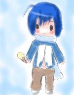 Kaito likes ice cream