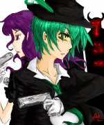 Fabel and Linda~Mafia >:D