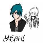 Haha quick sketches xD