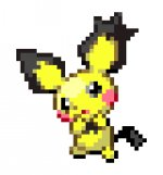 Spiky Earred Pichu