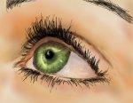 Unfinished Eye